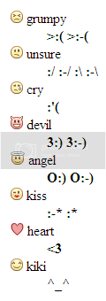 List of Emoticons for Facebook Chat-2